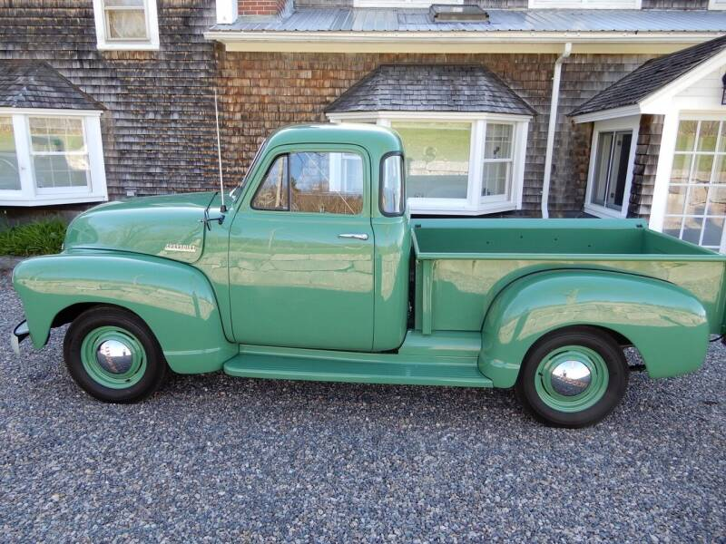 1952 Chevrolet 3100 for sale at Essex Motorsport, LLC in Essex Junction VT