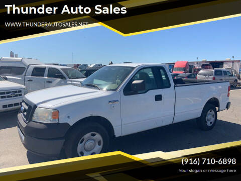 2008 Ford F-150 for sale at Thunder Auto Sales in Sacramento CA