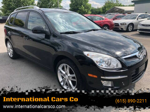 2012 Hyundai Elantra Touring for sale at International Cars Co in Murfreesboro TN
