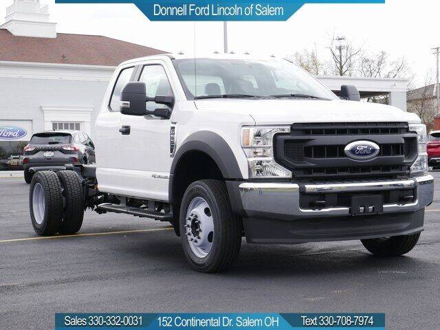 2020 Ford F-550 Super Duty for sale in Salem, OH