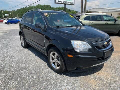 2012 Chevrolet Captiva Sport for sale at J & D Auto Sales in Dalton GA