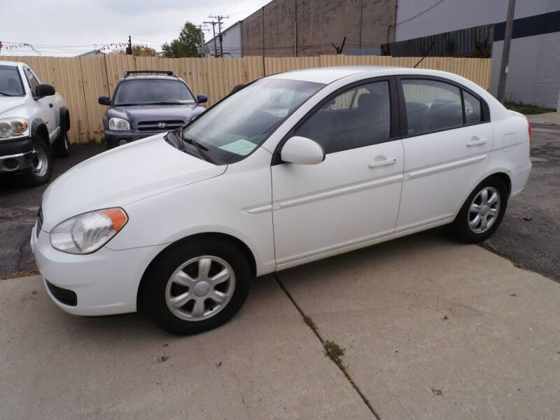 2006 Hyundai Accent for sale at A-Auto Luxury Motorsports in Milwaukee WI