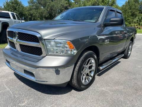 2013 RAM Ram Pickup 1500 for sale at Gator Truck Center of Ocala in Ocala FL