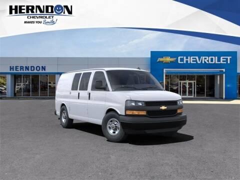 2021 Chevrolet Express Cargo for sale at Herndon Chevrolet in Lexington SC