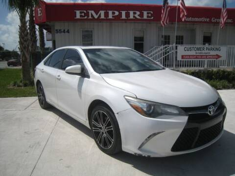 2016 Toyota Camry for sale at Empire Automotive Group Inc. in Orlando FL