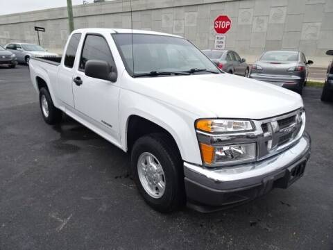 2006 Isuzu i-Series for sale at DONNY MILLS AUTO SALES in Largo FL