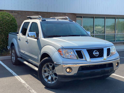 2019 Nissan Frontier for sale at AKOI Motors in Tempe AZ