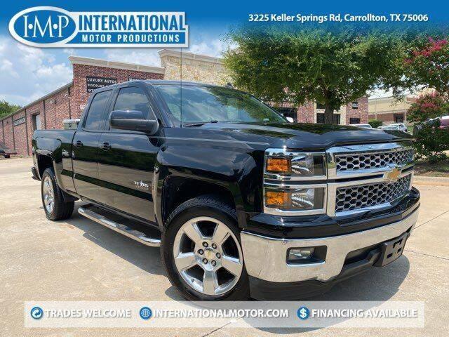 2014 Chevrolet Silverado 1500 for sale in Carrollton, TX