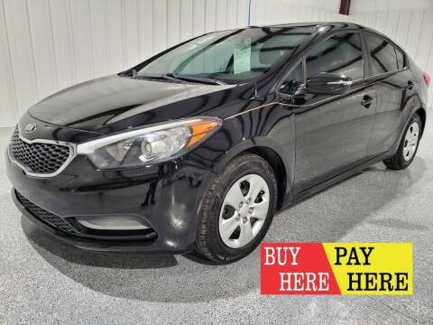 2015 Kia Forte for sale at Hatcher's Auto Sales, LLC - Buy Here Pay Here in Campbellsville KY