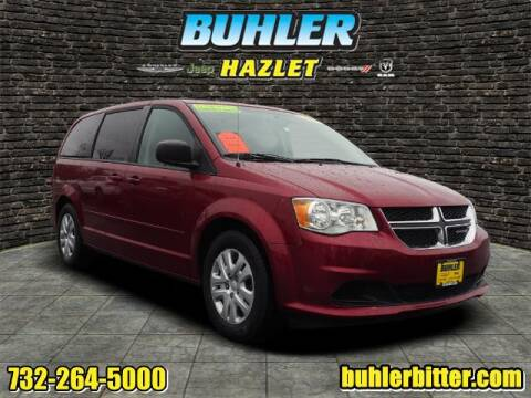 2015 Dodge Grand Caravan for sale at Buhler and Bitter Chrysler Jeep in Hazlet NJ