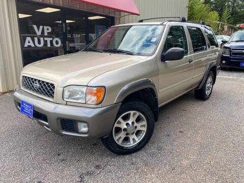 2001 Nissan Pathfinder for sale at VP Auto in Greenville SC