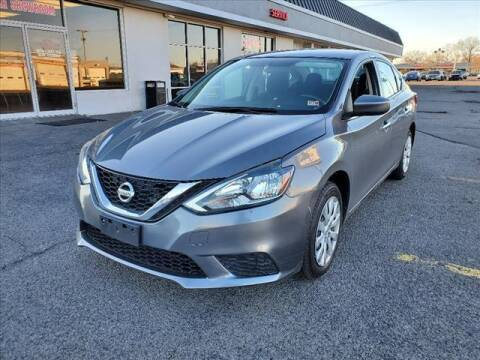 2017 Nissan Sentra for sale at Auto Connection in Manassas VA