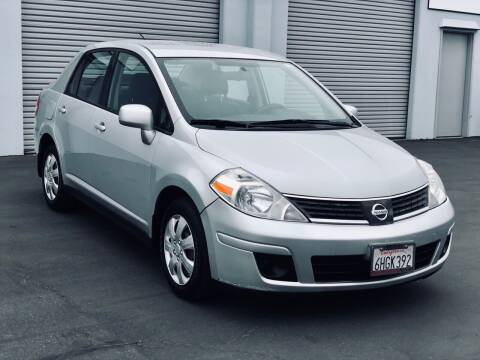 2009 Nissan Versa for sale at Autos Direct in Costa Mesa CA