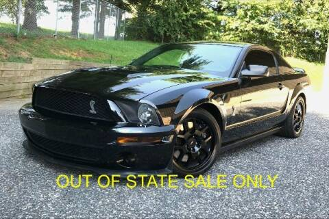 2008 Ford Shelby GT500 for sale at TRUST AUTO in Sykesville MD