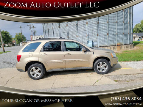 2006 Pontiac Torrent for sale at Zoom Auto Outlet LLC in Thorntown IN