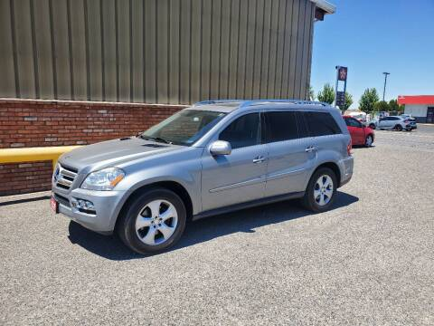 2010 Mercedes-Benz GL-Class for sale at Harding Motor Company in Kennewick WA