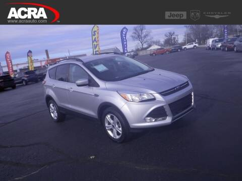 2016 Ford Escape for sale at BuyRight Auto in Greensburg IN