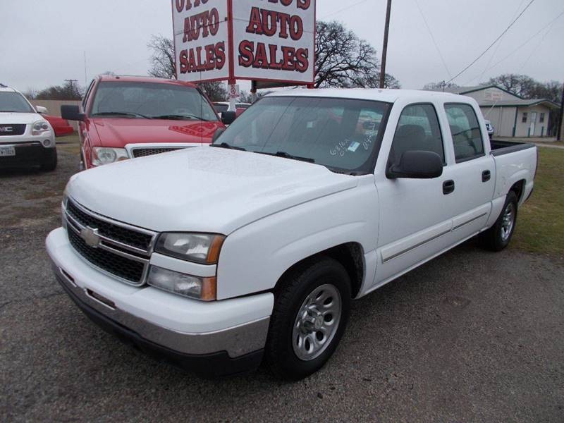 2007 Chevrolet Silverado 1500 Classic for sale at OTTO'S AUTO SALES in Gainesville TX
