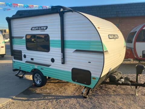 2021 SUNLITE 16BH for sale at ROGERS RV in Burnet TX