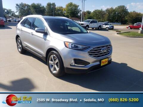 2021 Ford Edge for sale at RICK BALL FORD in Sedalia MO