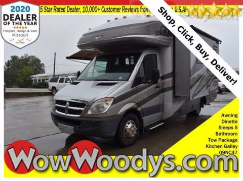 2008 Dodge Sprinter Cab Chassis for sale at WOODY'S AUTOMOTIVE GROUP in Chillicothe MO
