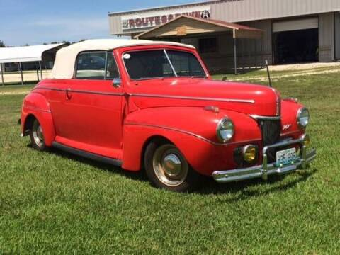 1941 Ford Tudor for sale at Haggle Me Classics in Hobart IN