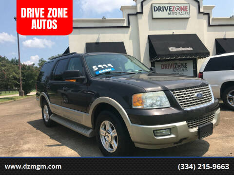 2005 Ford Expedition for sale at DRIVE ZONE AUTOS in Montgomery AL