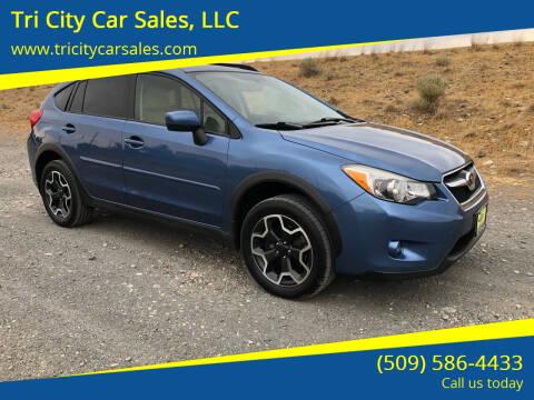 2015 Subaru XV Crosstrek for sale at Tri City Car Sales, LLC in Kennewick WA
