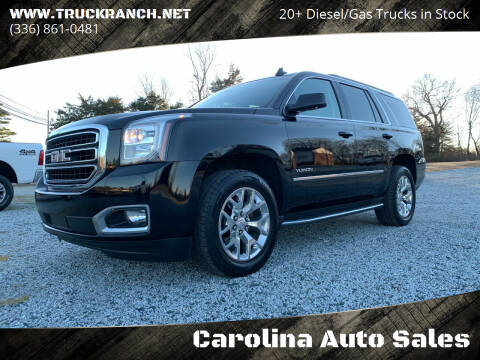 2016 GMC Yukon for sale at Carolina Auto Sales in Trinity NC