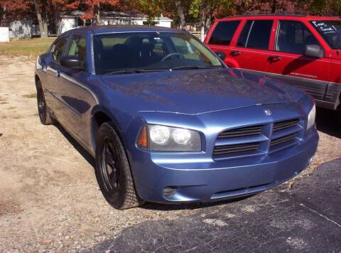 2007 Dodge Charger for sale at LAKESIDE MOTORS LLC in Houghton Lake MI