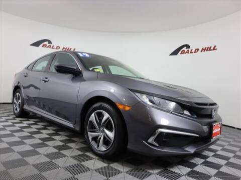 2019 Honda Civic for sale at Bald Hill Kia in Warwick RI