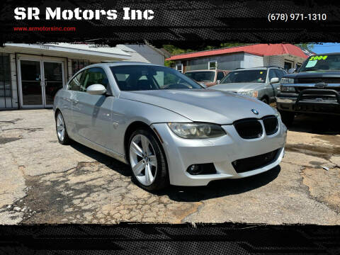 2009 BMW 3 Series for sale at SR Motors Inc in Gainesville GA