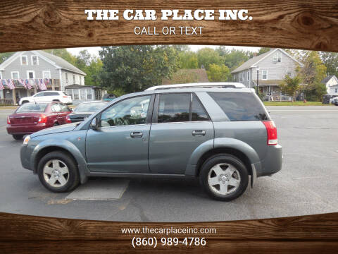 2006 Saturn Vue for sale at THE CAR PLACE INC. in Somersville CT