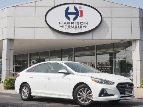 2019 Hyundai Sonata for sale at Harrison Imports in Sandy UT
