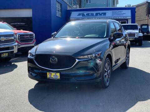 2018 Mazda CX-5 for sale at AGM AUTO SALES in Malden MA