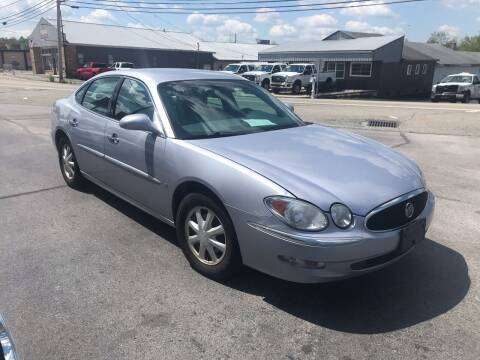 2006 Buick LaCrosse for sale at Blue Bird Motors in Crossville TN