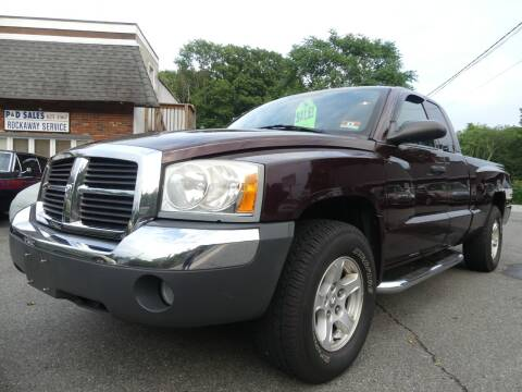 2005 Dodge Dakota for sale at P&D Sales in Rockaway NJ