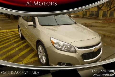 2014 Chevrolet Malibu for sale at A1 Motors Inc in Chicago IL