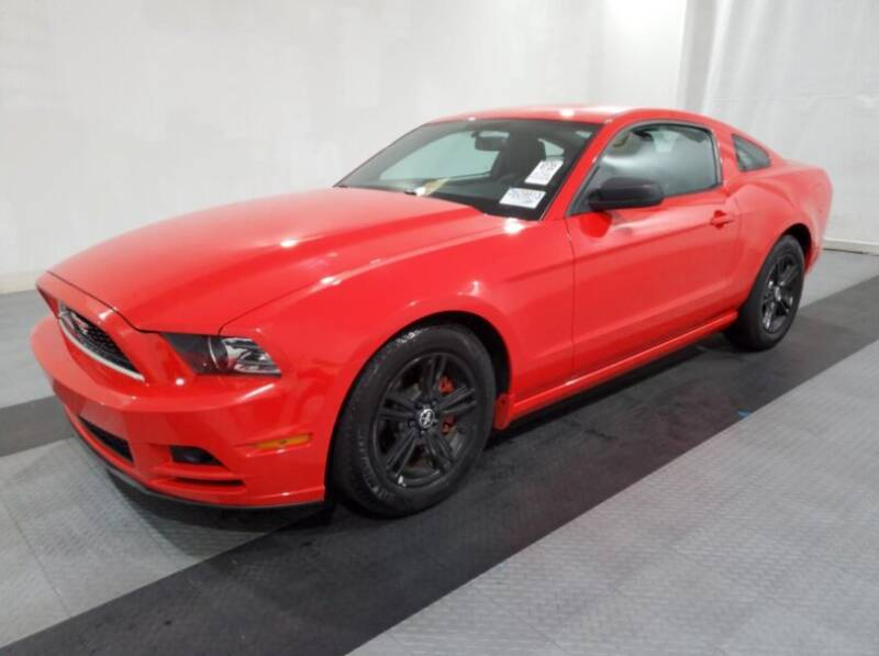 2014 Ford Mustang for sale at Collection Auto Import in Charlotte NC