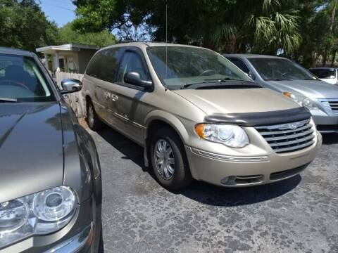 2005 Chrysler Town and Country for sale at DONNY MILLS AUTO SALES in Largo FL