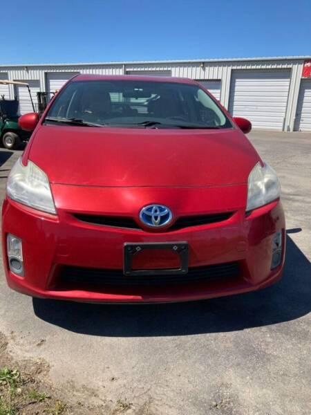2010 Toyota Prius for sale at Atlas Automotive Sales in Hayden ID