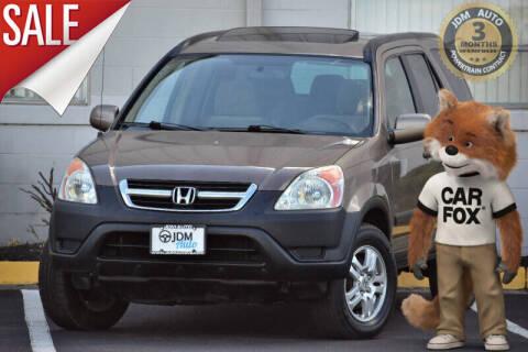 2004 Honda CR-V for sale at JDM Auto in Fredericksburg VA