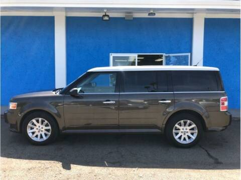 2011 Ford Flex for sale at Khodas Cars in Gilroy CA
