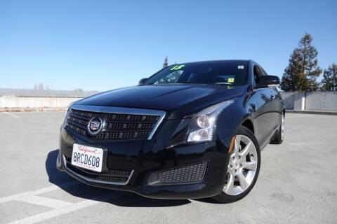 2014 Cadillac ATS for sale at BAY AREA CAR SALES 2 in San Jose CA