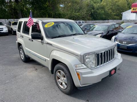 2009 Jeep Liberty for sale at Auto Revolution in Charlotte NC