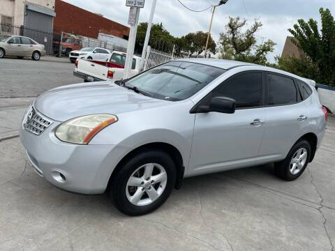 2010 Nissan Rogue for sale at Olympic Motors in Los Angeles CA