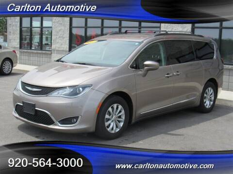 2017 Chrysler Pacifica for sale at Carlton Automotive Inc in Oostburg WI