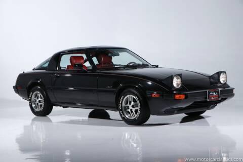 1985 Mazda RX-7 for sale at Motorcar Classics in Farmingdale NY