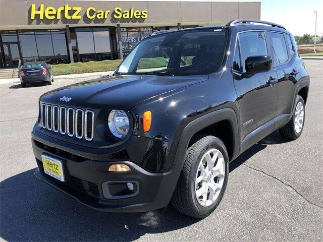 2017 Jeep Renegade for sale in Billings, MT