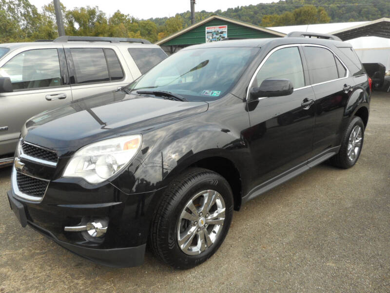 2011 Chevrolet Equinox for sale at Sleepy Hollow Motors in New Eagle PA